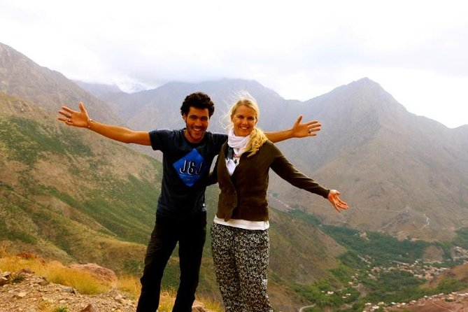 From Marrakech: Private Daytrip to High Atlas, Toubkal National Park and Imlil photo 7