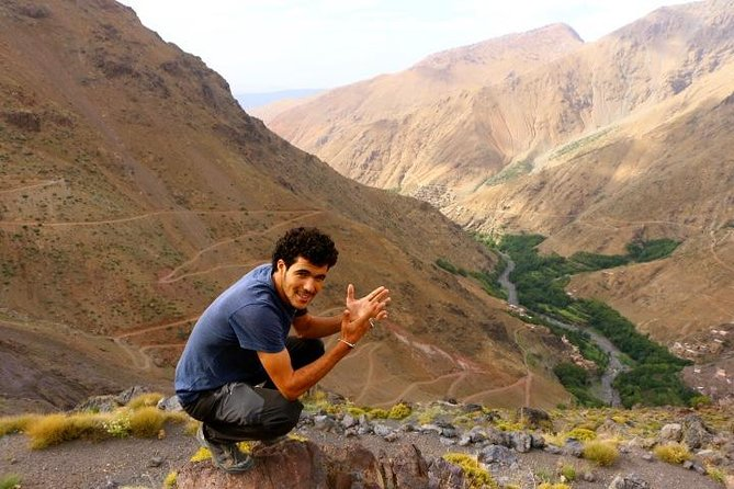 Marrakech High Atlas, Toukbal National Park, and Imlil Private Day Trip photo 3