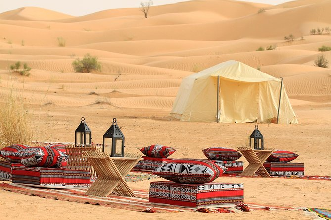 Sahara Desert Safari with Overnight Camping from Hammamet or Sousse