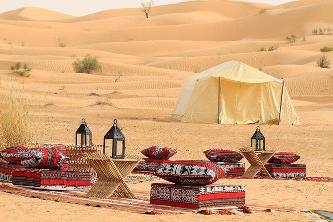 Sahara-Wüstensafari mit Übernachtung im Camplager von Hammamet
