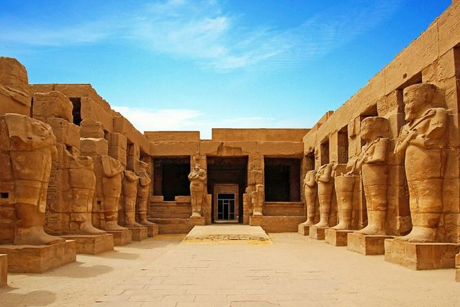 Day Tour to Luxor from Aswan by car photo 10