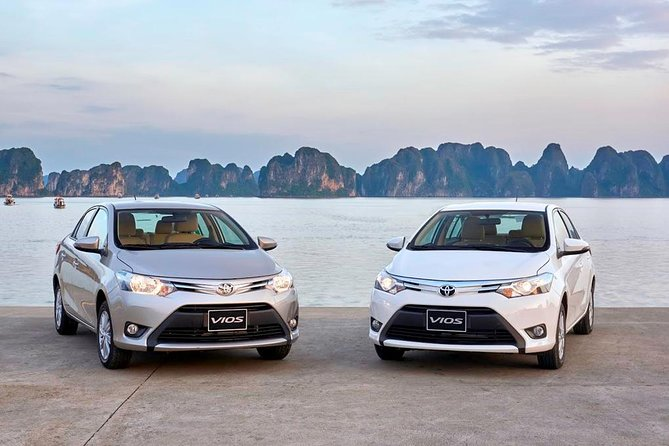 Private car to Halong Bay full day