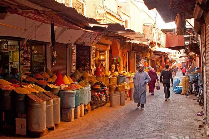 Half Day Guided Private Tour of Marrakech