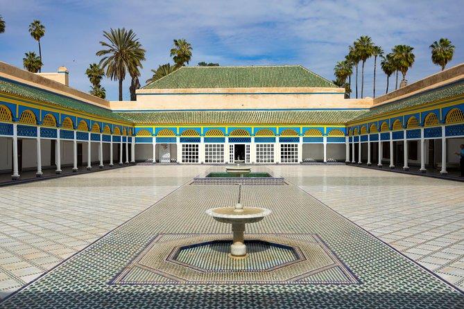 Half Day Marrakech City Tour