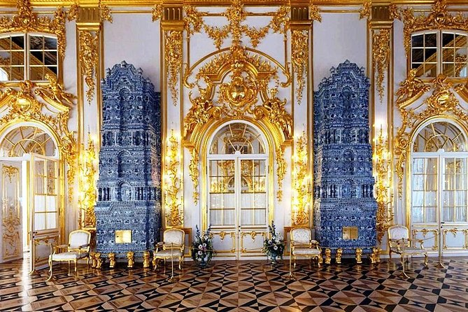 Private Tour to Catherine's Palace & Hermitage (Skip-the-line)