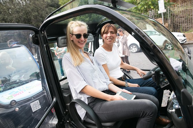 Self-Drive Buzz About Town