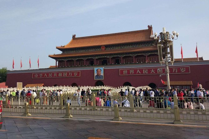 Flexible(4-12 Hours) Private Beijing Downtown Layover Tour photo 8