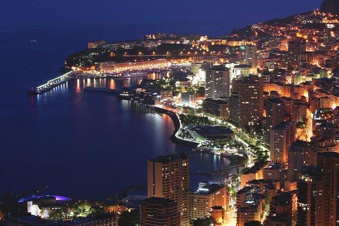 Monaco by night Private Tour