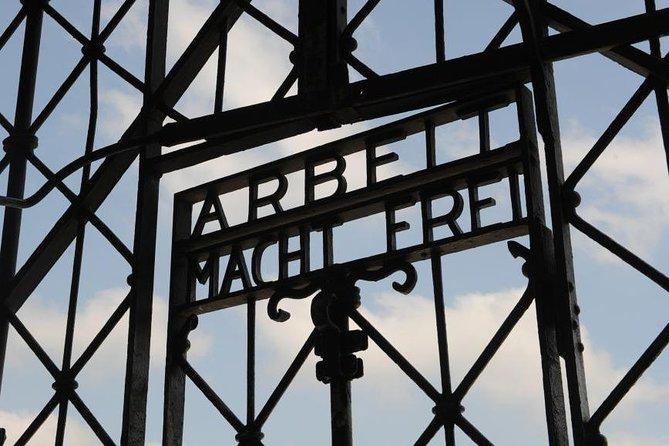 Prive-rondleiding door het concentratiekamp Dachau