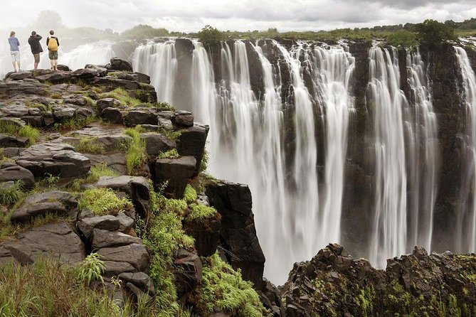 Victoria falls Guided Tour,Zambian side