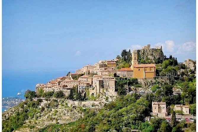 Eze Monaco and Monte-Carlo Day & Night , shared guided tour photo 6