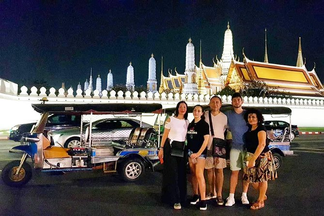 Tuk-tuk tour Bangkok by Night