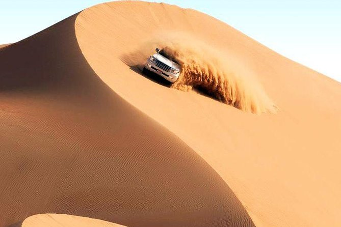Dubai Combo City Tours and Desert Safari Top Exciting Excursions with BBQ Dinner