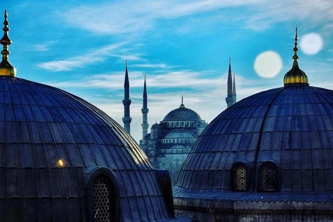 Highlights of Istanbul- Half day walking tour with small group of max 8 people