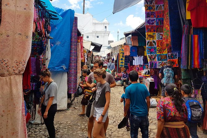 Private Tour: Chichicastenango Market and Lake Atitlan from Guatemala City