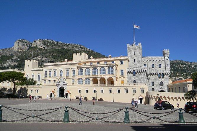 Shore excursion to Eze, Monaco & Monte-Carlo Private Tour from Villefranche