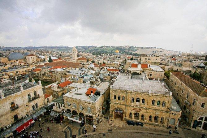 Walking Tour of Jerusalem