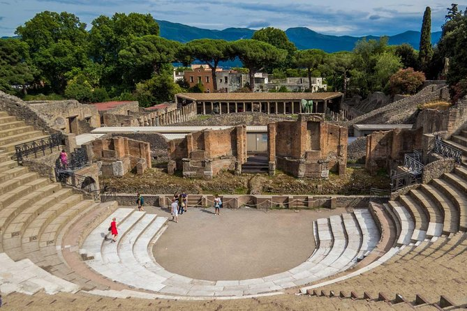 Private Tour: Pompeii Rail Tour from Sorrento with Family Tour Option