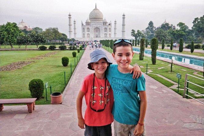 Taj Mahal ( Agra ) - Full Day trip by Toyota Innova Car - Ex Delhi
