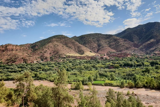 Half-Day Atlas Mountains Tour From Marrakech