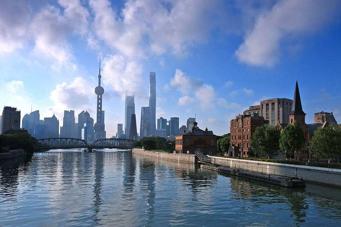 4-Hour Private Shanghai City Tour including Contemporary Chinese Tea Tasting photo 9