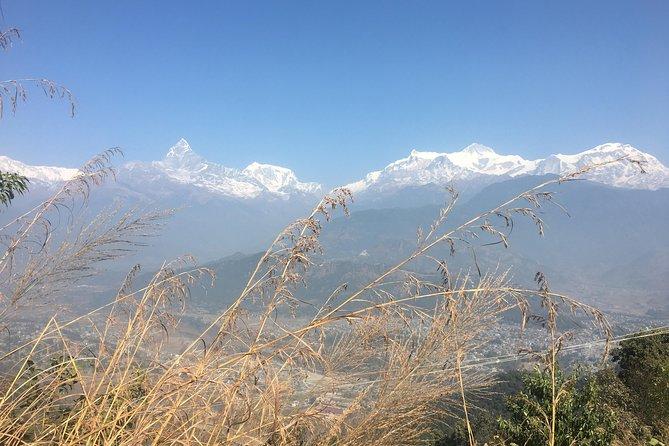 Day Hiking from Sarangkot to World Peace Pagoda from Pokhara