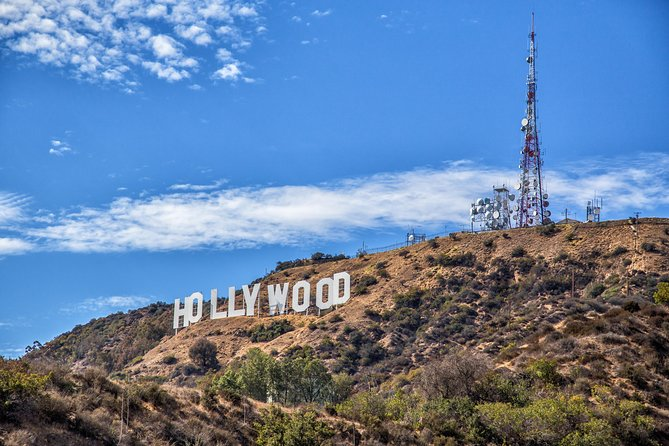 Small-Group Los Angeles Sightseeing Day Tour from Anaheim