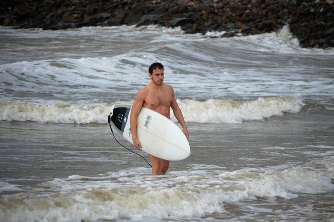 Surfing Experience at Tarkwa Bay with Boat Transfer and Private Pickup-Dropoff