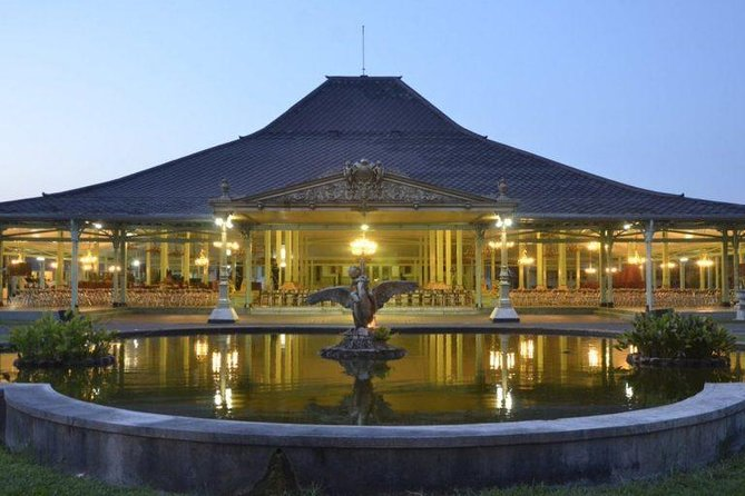Solo Palace Tour with Sukuh and Ceto Temple from Yogyakarta