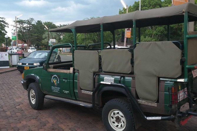 Full Day Zambezi National Park Golden Safari