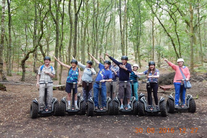 Segway Woodland Glide photo 1