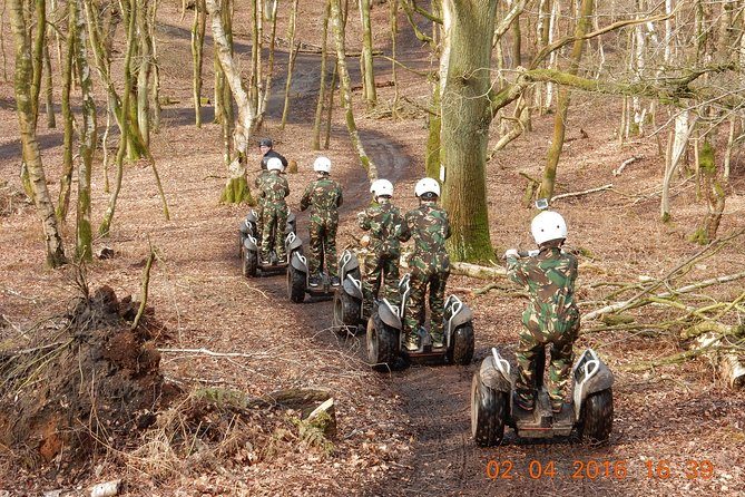 Segway Woodland Glide photo 3