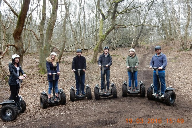 Segway Woodland Glide photo 4