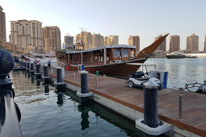 Dhow Cruise With Corniche Walk - 2 Hrs