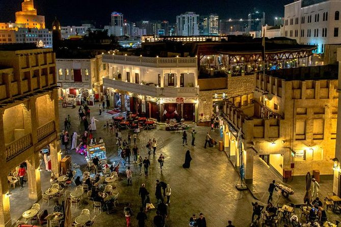 Heritage Market Tour and Souq Waqif Tour in Qatar