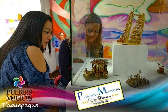 Tour Tlaquepaque Museo y Taller de Dulces