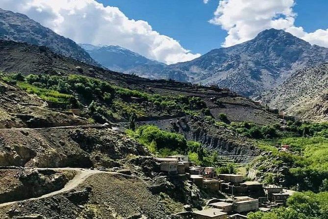 Day Trip to the Atlas Mountains & Berber villages and Waterfalls