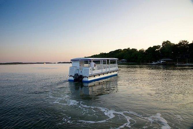 Comfortable Pontoon Boat