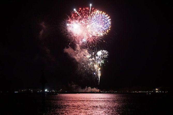 Dolphin Watching Cruise with Fireworks