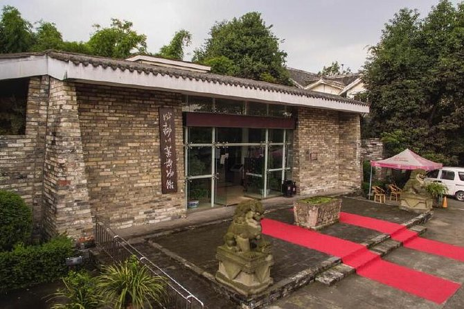 Private Half-Day Cooking Experience at Sichuan Cuisine Museum