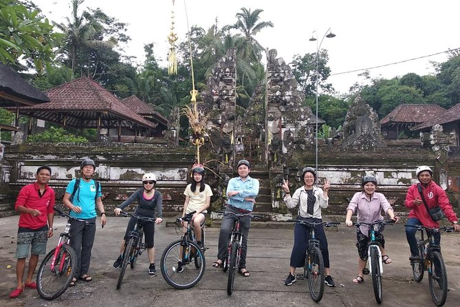 Bali Amazing Cycling Tour