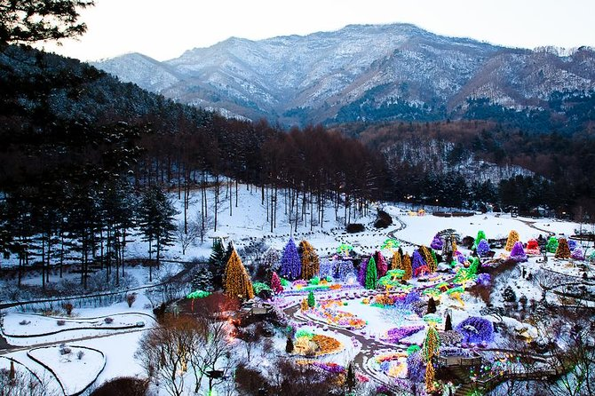 Hwacheon Ice Fishing & Lighting Festival Private Tour from Seoul
