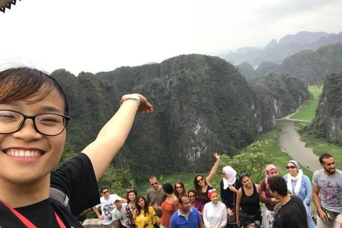 Luxury Hoa Lu Tam Coc Mua Cave Small Group Tour - Limousine Transfer