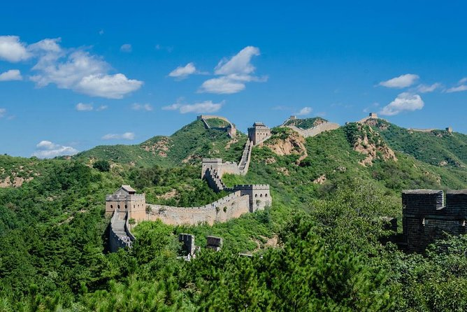 Layover Mutianyu Great Wall Private Tour,Pickup&Dropoff at Capital Airport (PEK)