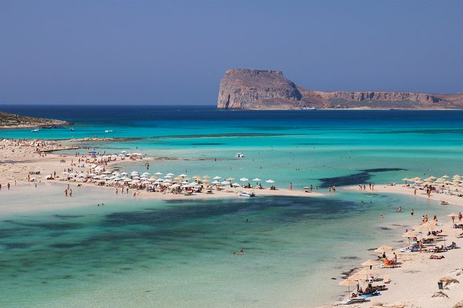 Gramvousa Island and Balos Bay Full-Day Tour from Rethymno