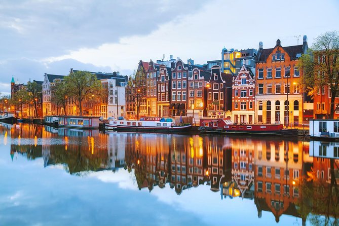 GAILY TOUR in AMSTERDAM - Gay & Lesbian Tour