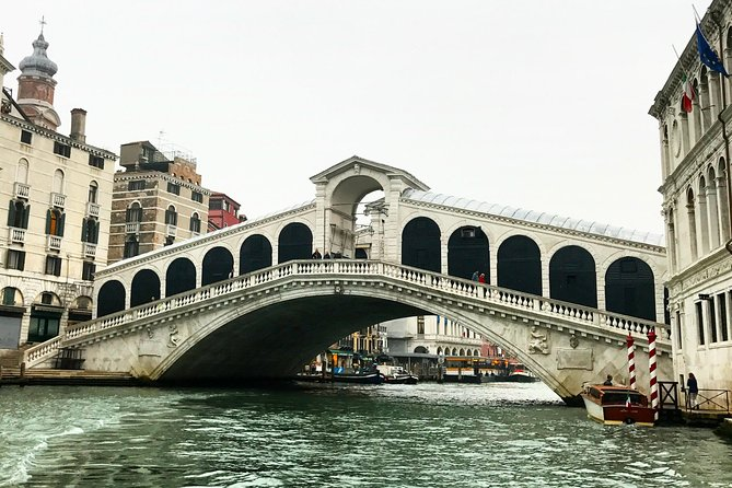 Venice Grand Canal guided boat tour photo 8