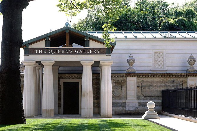 The Queen's Gallery Admission Ticket