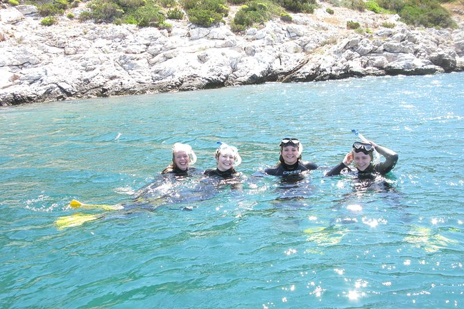 Snorkeling Boat Excursions in Nea Makri Athens
