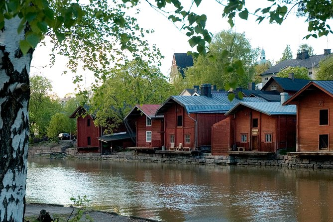 Half-Day Porvoo Tour from Helsinki